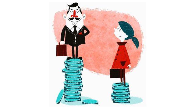 inégalités salaires